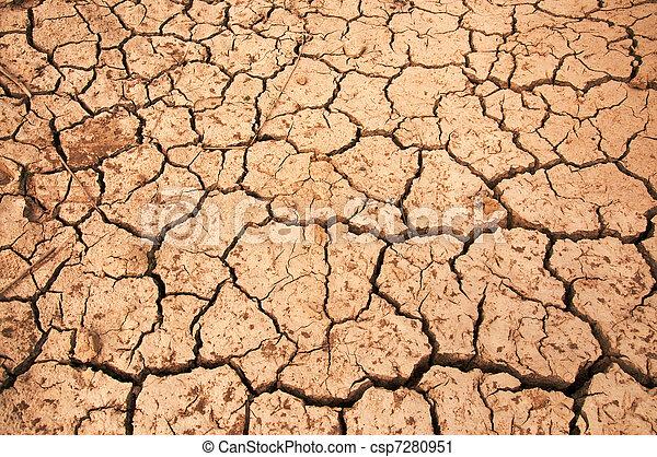 Dry land - csp7280951