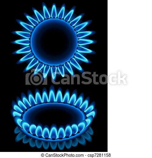 Gas - csp7281158