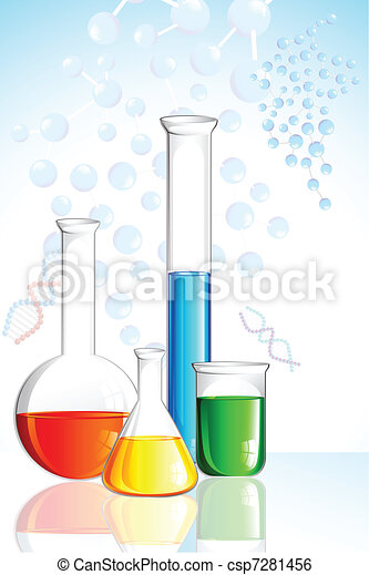 Laboratory Glassware - csp7281456