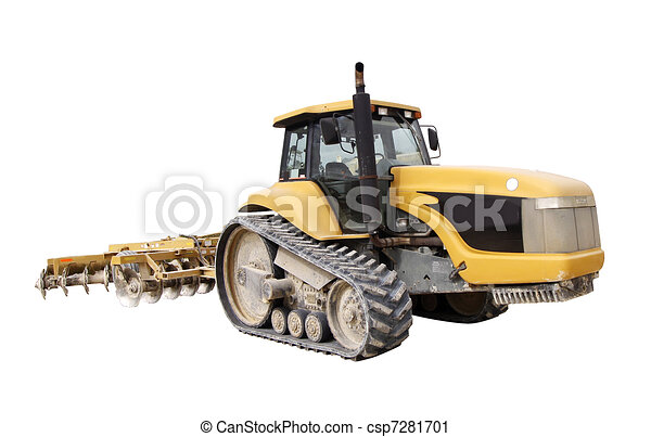 construction tractor - csp7281701
