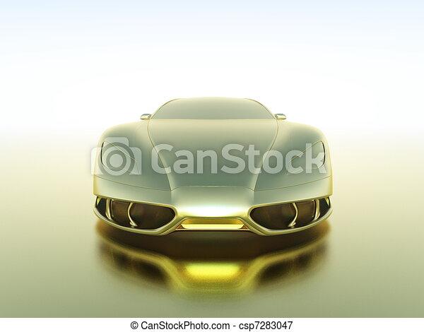 Sports car - csp7283047