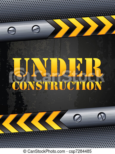 Under construction - csp7284485