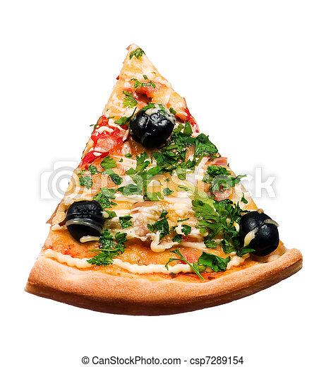 slice pizza - csp7289154