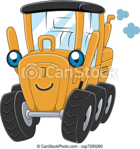 Motor Grader - csp7290260