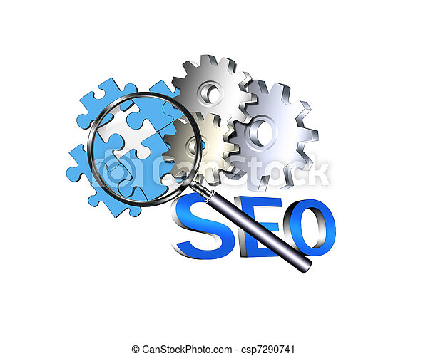 search engine - csp7290741