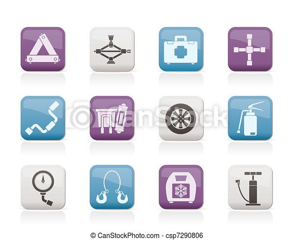 car and transportation equipment  - csp7290806
