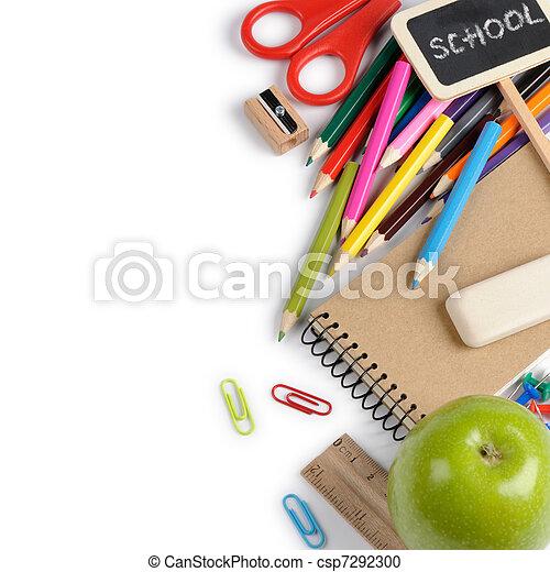 School supplies - csp7292300
