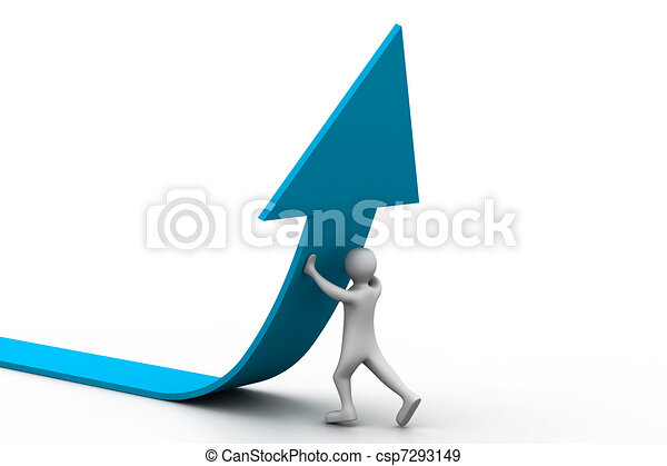 Right business growth solution - csp7293149
