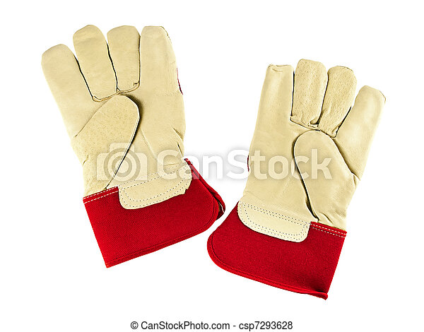 work gloves - csp7293628