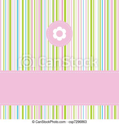 Greeting card - csp7296863