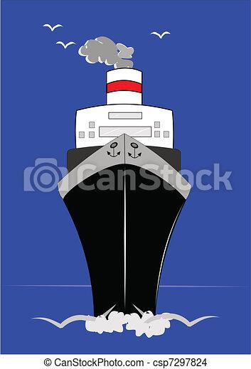cruise ship - csp7297824