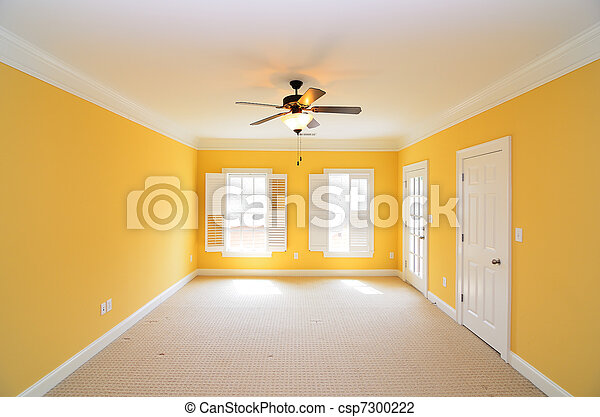 yellow walls in bedroom. perfect decorating a bedroom wall