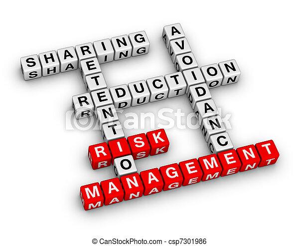 risk management - csp7301986