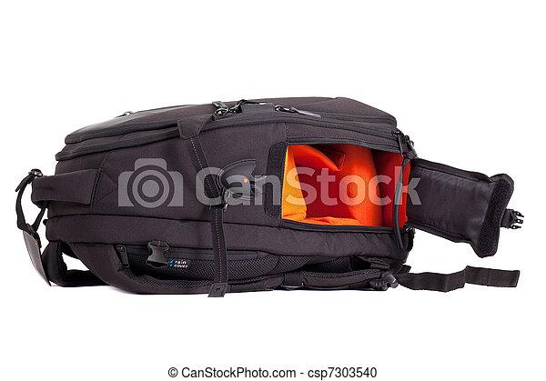 photo knapsack - csp7303540