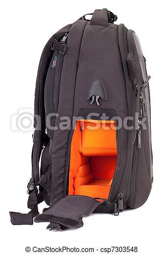 photo knapsack - csp7303548