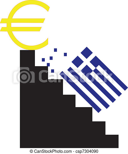 greece and the euro - csp7304090