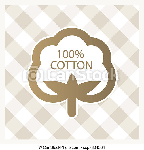 Cotton label - csp7304564