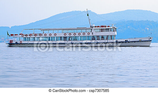 Ferry - csp7307585