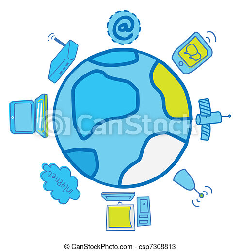 Global Electronics  - csp7308813