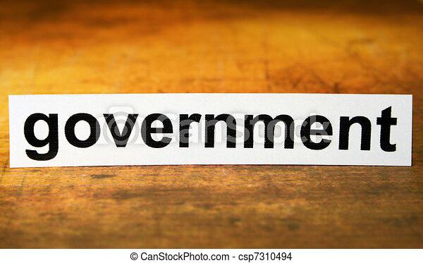Government - csp7310494