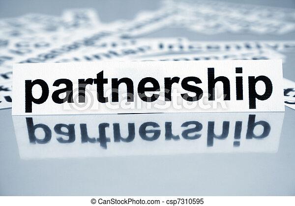 Partnership  - csp7310595
