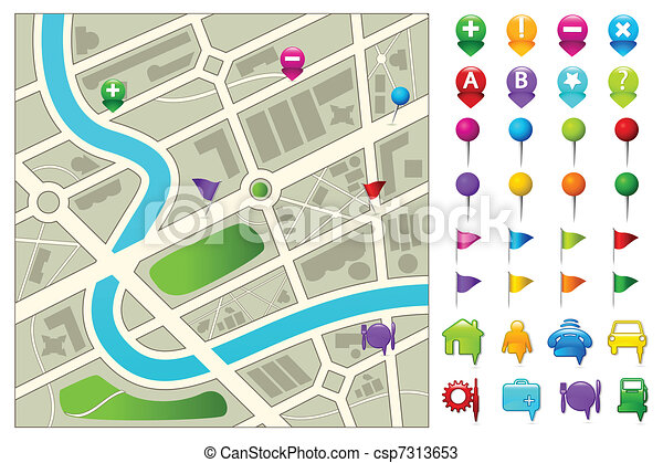 Road Map - csp7313653