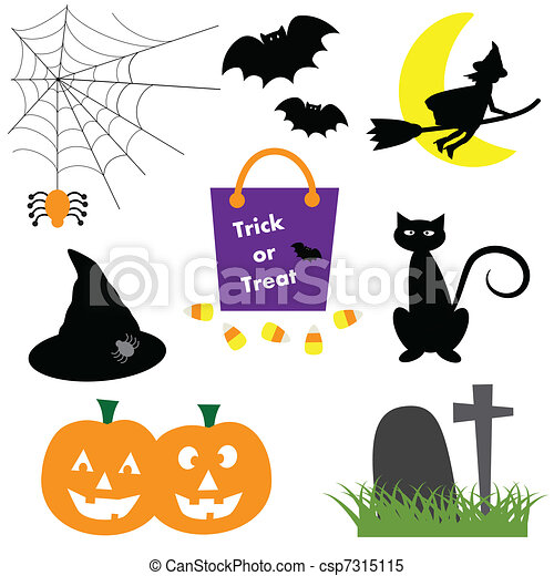 Halloween - csp7315115