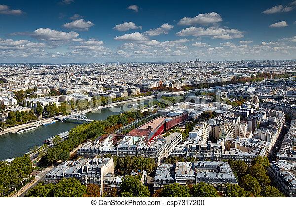 Photographies de paris ville paysage les paysage de - Piscine des tourelles paris ...