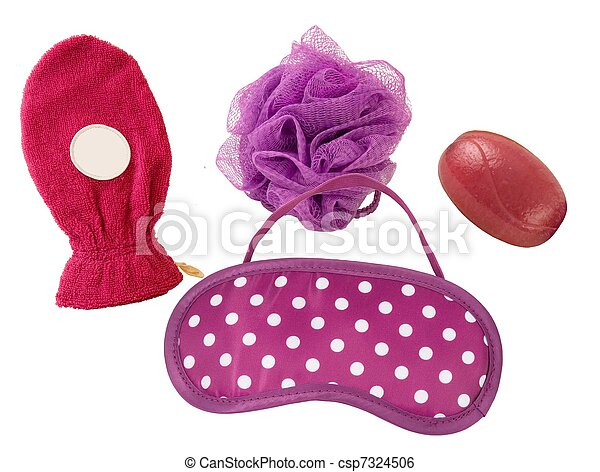 items to pamper yourself - csp7324506