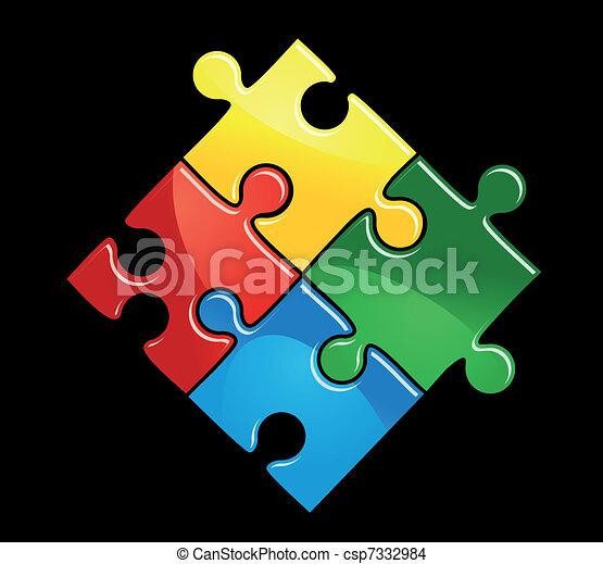 Game puzzle - csp7332984