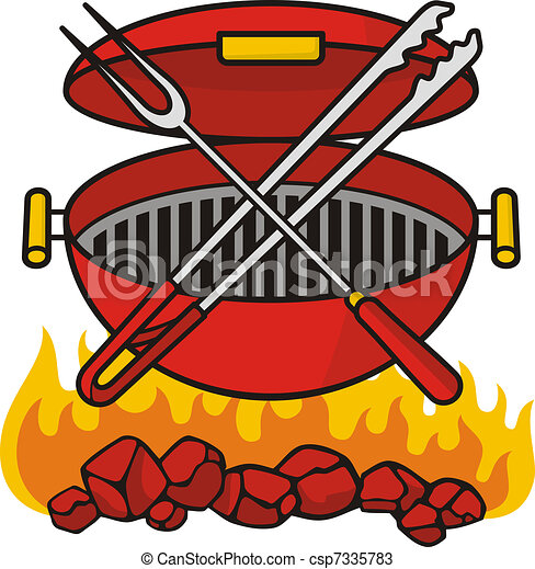 Barbeque grill - csp7335783