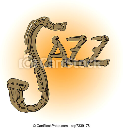Jazz - csp7339178