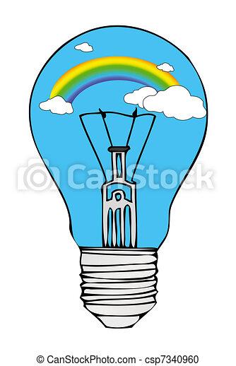 Clean Energy - csp7340960