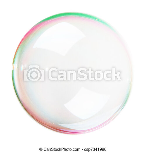 Soap Bubble - csp7341996