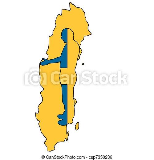 有关瑞典语, 握手csp7350236剪贴艺术矢量文件-搜索