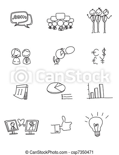 communication concept  - csp7350471