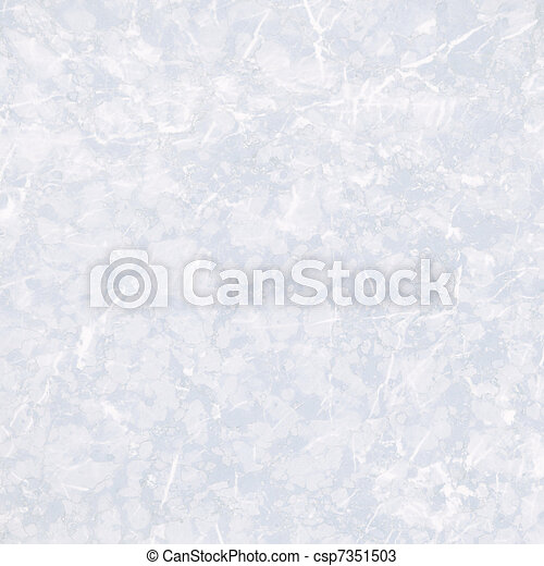 Bright smooth white marble texture - csp7351503