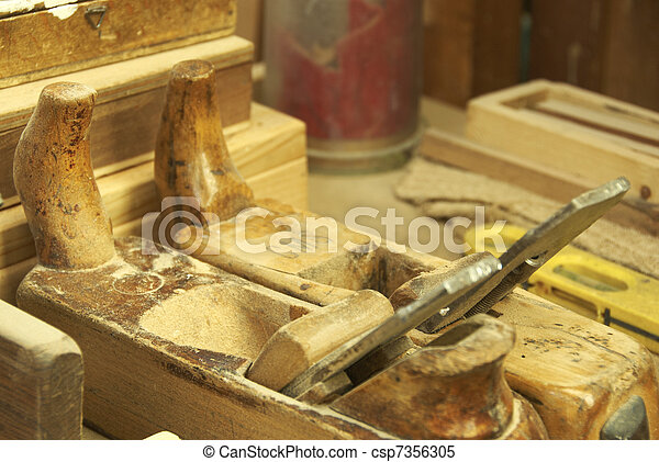 woodworking - csp7356305