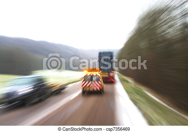 resa, transport - csp7356469