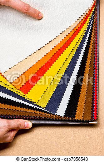 fabric textile texture  - csp7358543