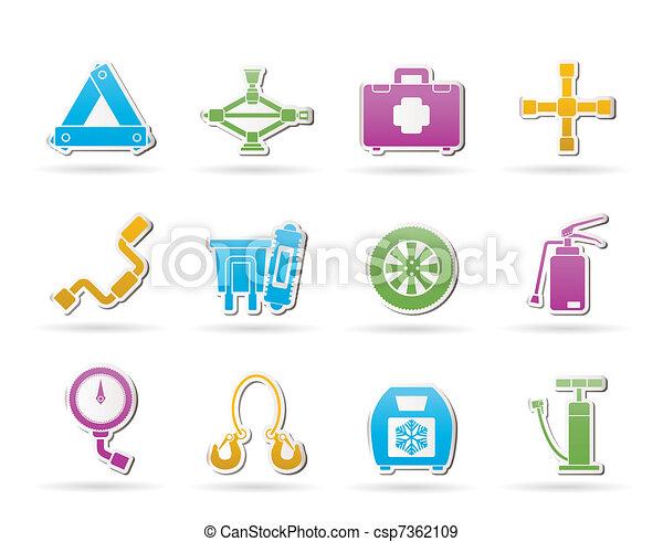 car and transportation equipment  - csp7362109
