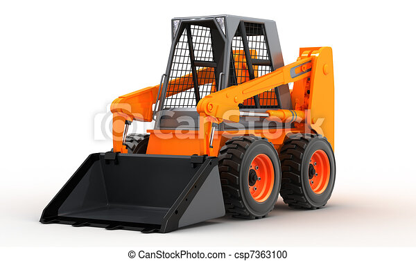 skid steer loader - csp7363100