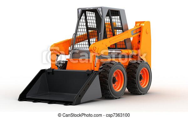 skid steer loader - csp7363100