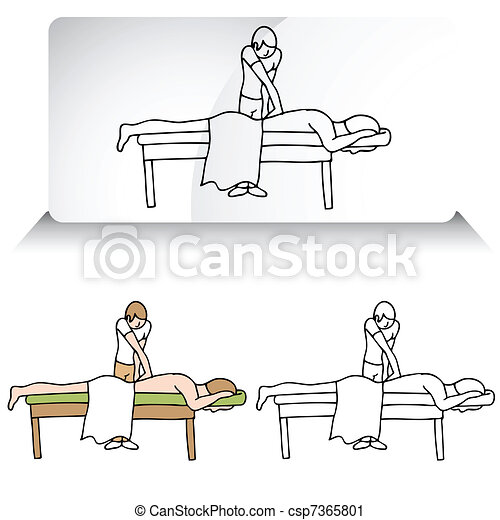 Chiropractor Illustrations and Clipart. 585 Chiropractor royalty ...
