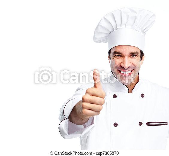Chef. - csp7365870