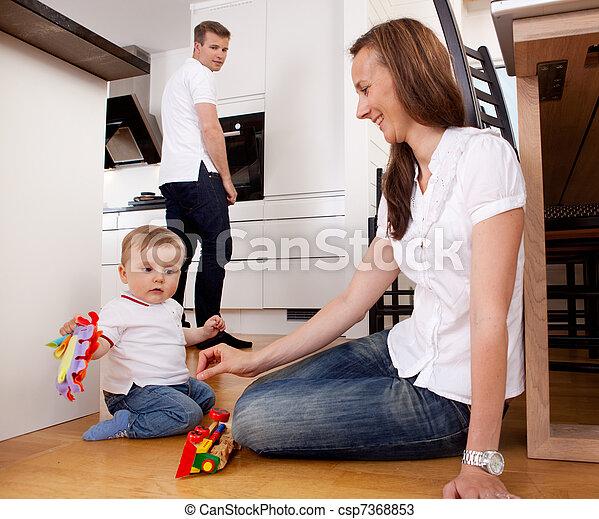 фото мама и син 3d