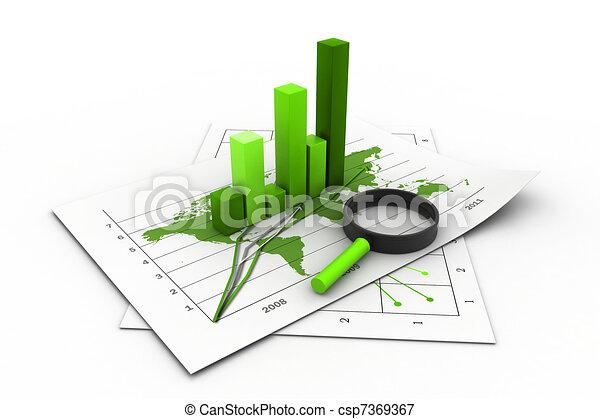 Analyzing business graph - csp7369367