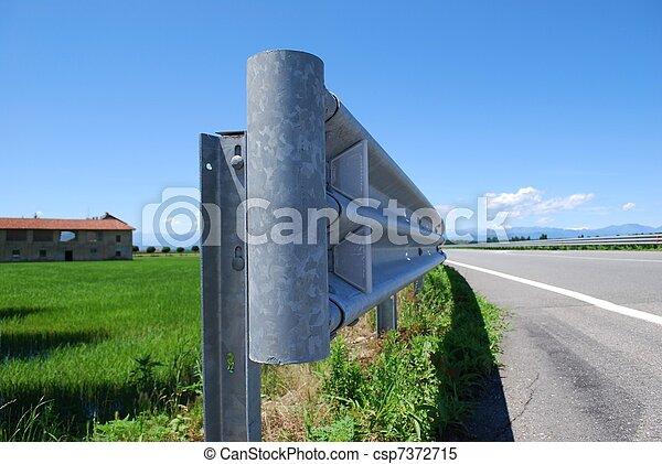 Guard rail - csp7372715