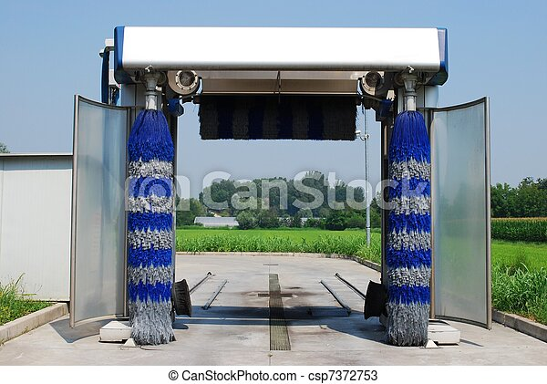 Car wash - csp7372753