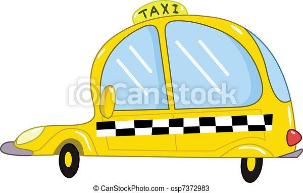 Taxi - csp7372983